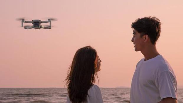 Este es posiblemente el mejor dron para viajar
