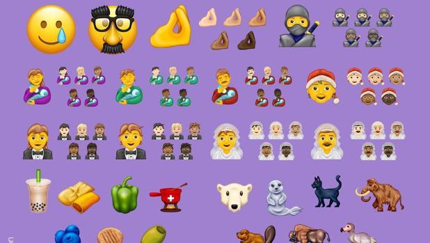 Los emojis que llegarán a WhatsApp: símbolos y personas transgéneros, animales o el gesto italiano