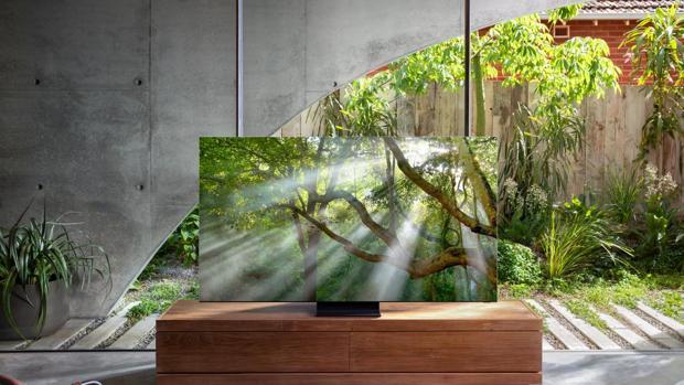 Samsung presenta sus nuevos televisores QLED 8K pensando en las Olimpiadas de Tokio 2020