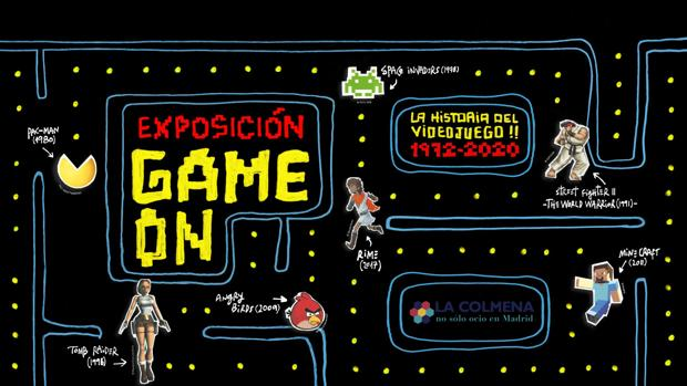 ABC te invita a visitar Game ON, la mayor exposición de videojuegos