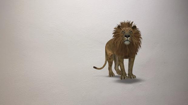 El truco de Google para poner animales 3D en tus fotos