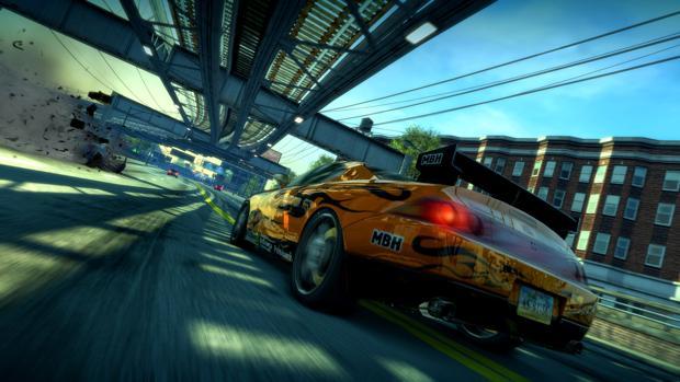 Cinco videojuegos de carreras para volver a la infancia