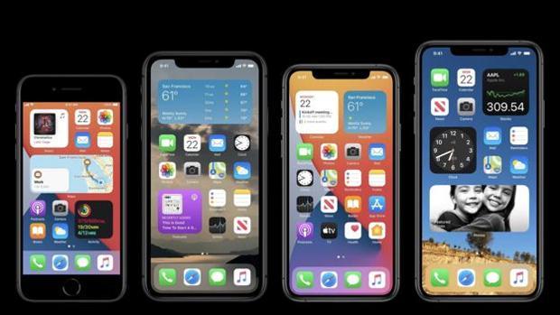 Si no tienes estos iPhones, te quedas sin iOS 14