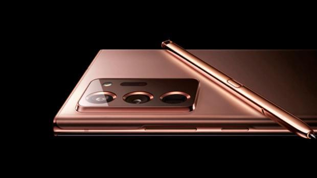 Galaxy Note 20: el próximo gran «smartphone» de Samsung