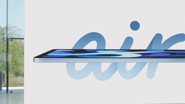 iPad Air: todas las funcionalidades presentadas en la Keynote 2020