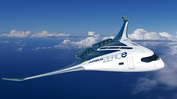Un avión que no contamina: el proyecto de Airbus con hidrógeno que despega una nueva era en la industria