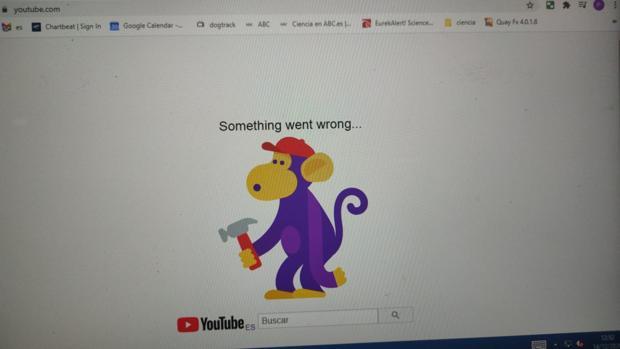 ¿Qué supone la caída del servicio de Google para el usuario, la empresa y su seguridad?