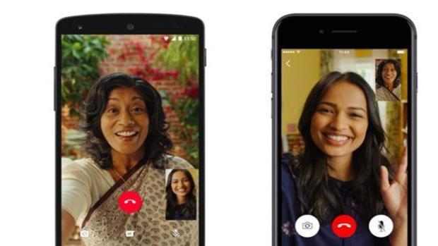 Seis «apps» de videollamada ideales para pasar el tiempo con amigos y familia esta Navidad