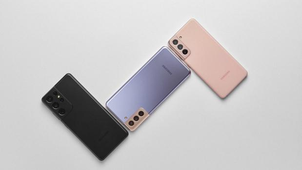 Llegan los nuevos Galaxy S21 de Samsung: más potencia, más cámaras y más batería