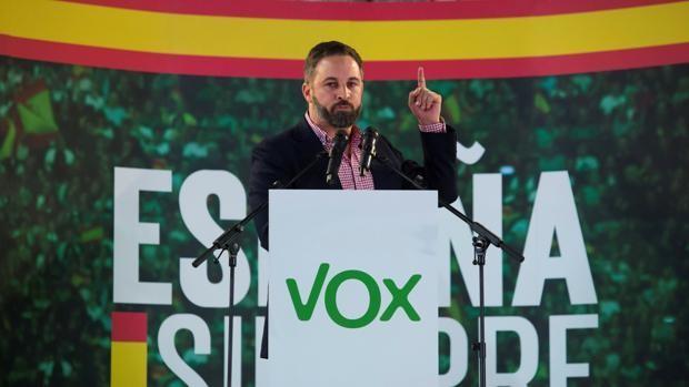 La cuenta de Vox en Twitter estará suspendida hasta que retiren el mensaje que «incita al odio»