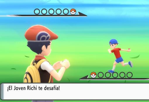 Imagen del 'Pokémon Diamante Brillante'