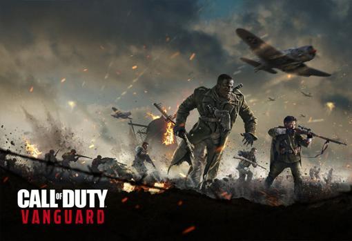 Imagen del 'Call of Duty: Vanguard'