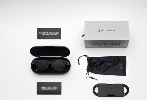 Así es el pack de las gafas