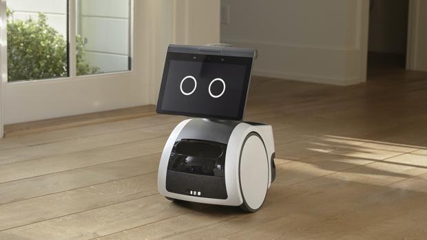 El robot Astro presentado por Amazon