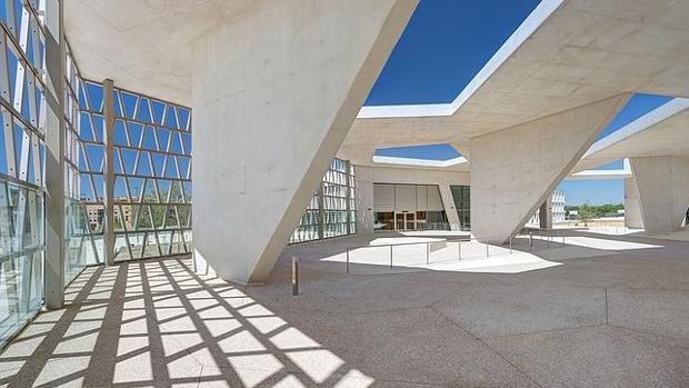 Nuevo colegio alemán de Madrid