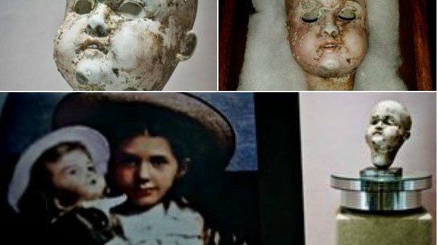 La muñeca del Titanic, en el museo de Ayamonte y en manos de su primera dueña, Eva Hart
