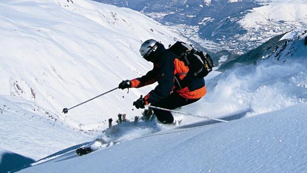 Esquí fuera de pista