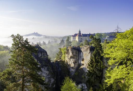 El Paraíso de Bohemia fue descubierto por los románticos del siglo XIX