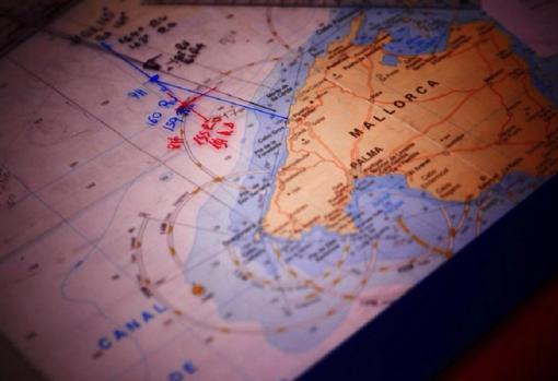 Un viaje de siete días para aprender a navegar