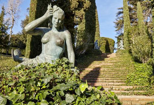 Gardens of Santa Clotilde, in Lloret de Mar